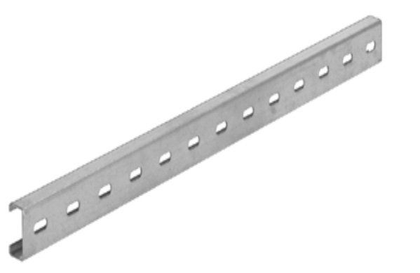 Ankerschiene (C 30) L= 1000 mm