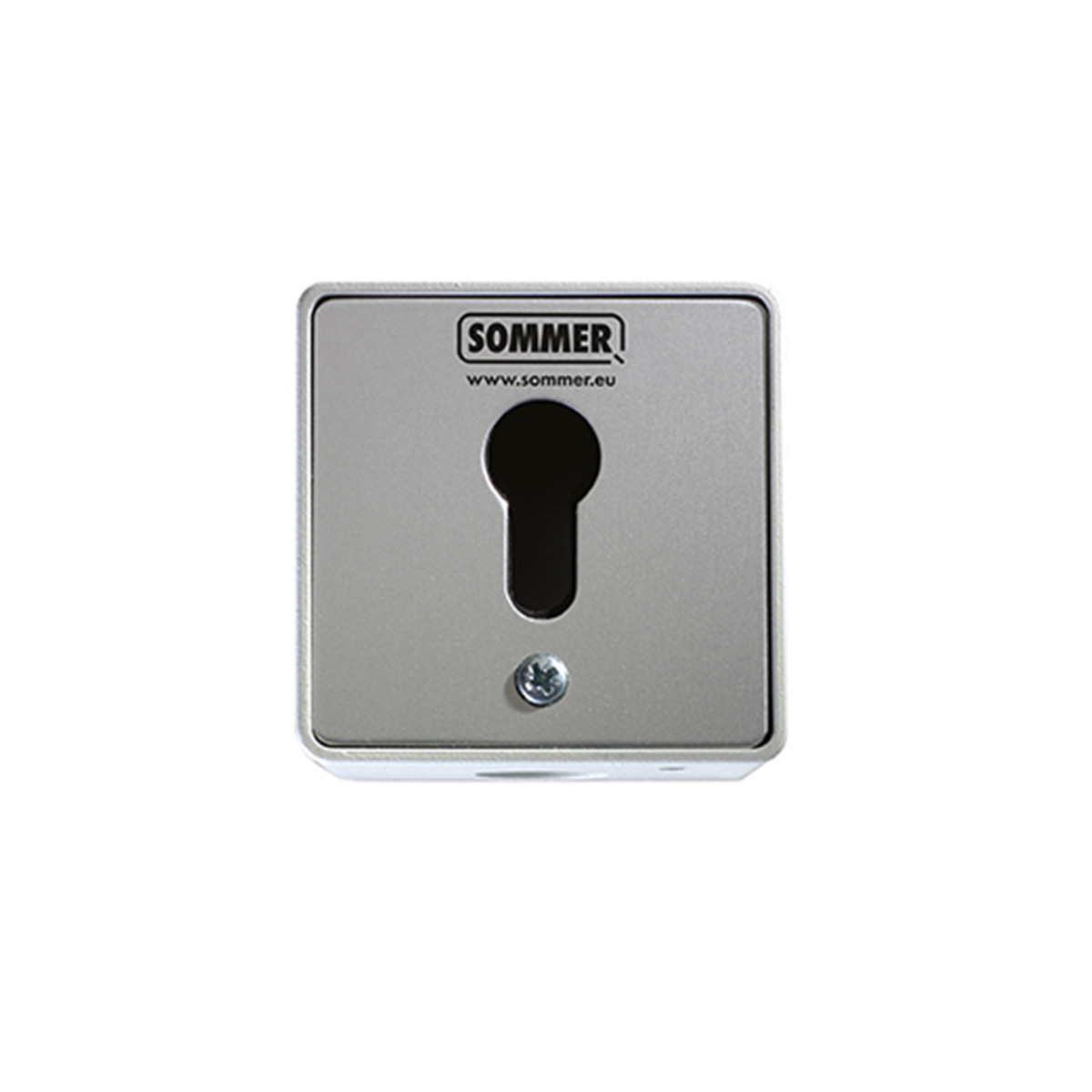 Sommer Schlüsseltaster, 2-Kontakt UP