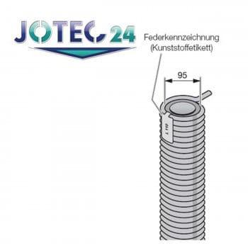 Hörmann Torsionsfeder R219 für Industrie-Sectionaltore