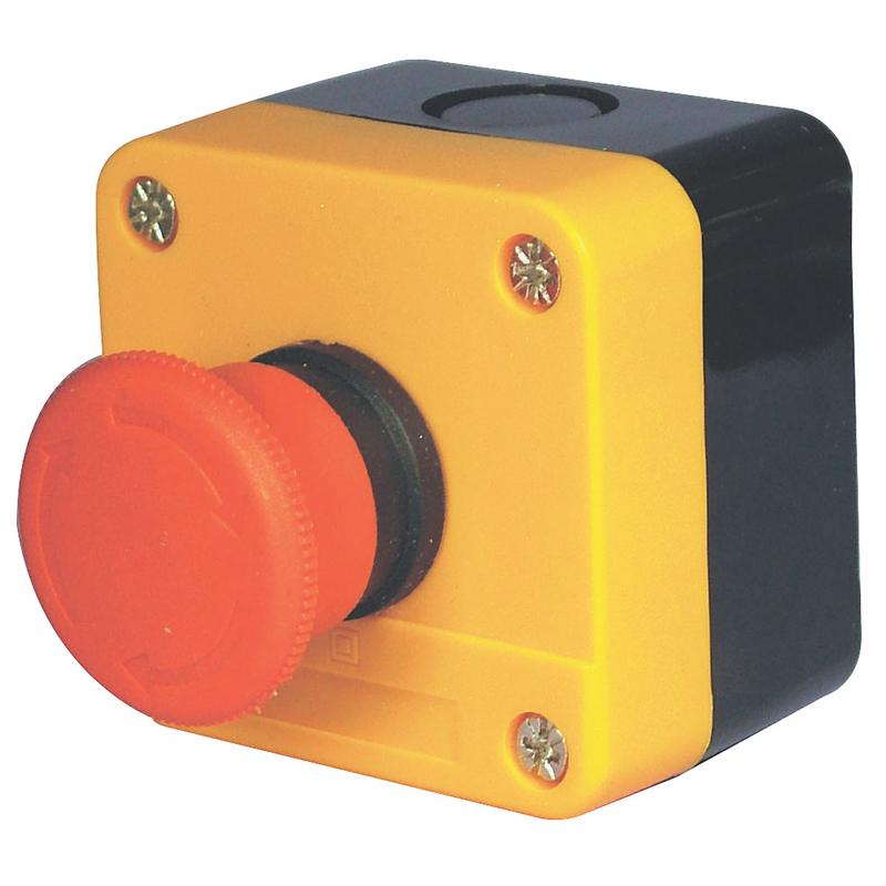 BFT Not-Aus-Schalter aufputz