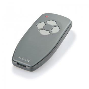 Marantec Digital 384 Mini-Handsender, 4-Kanal, 433 MHz