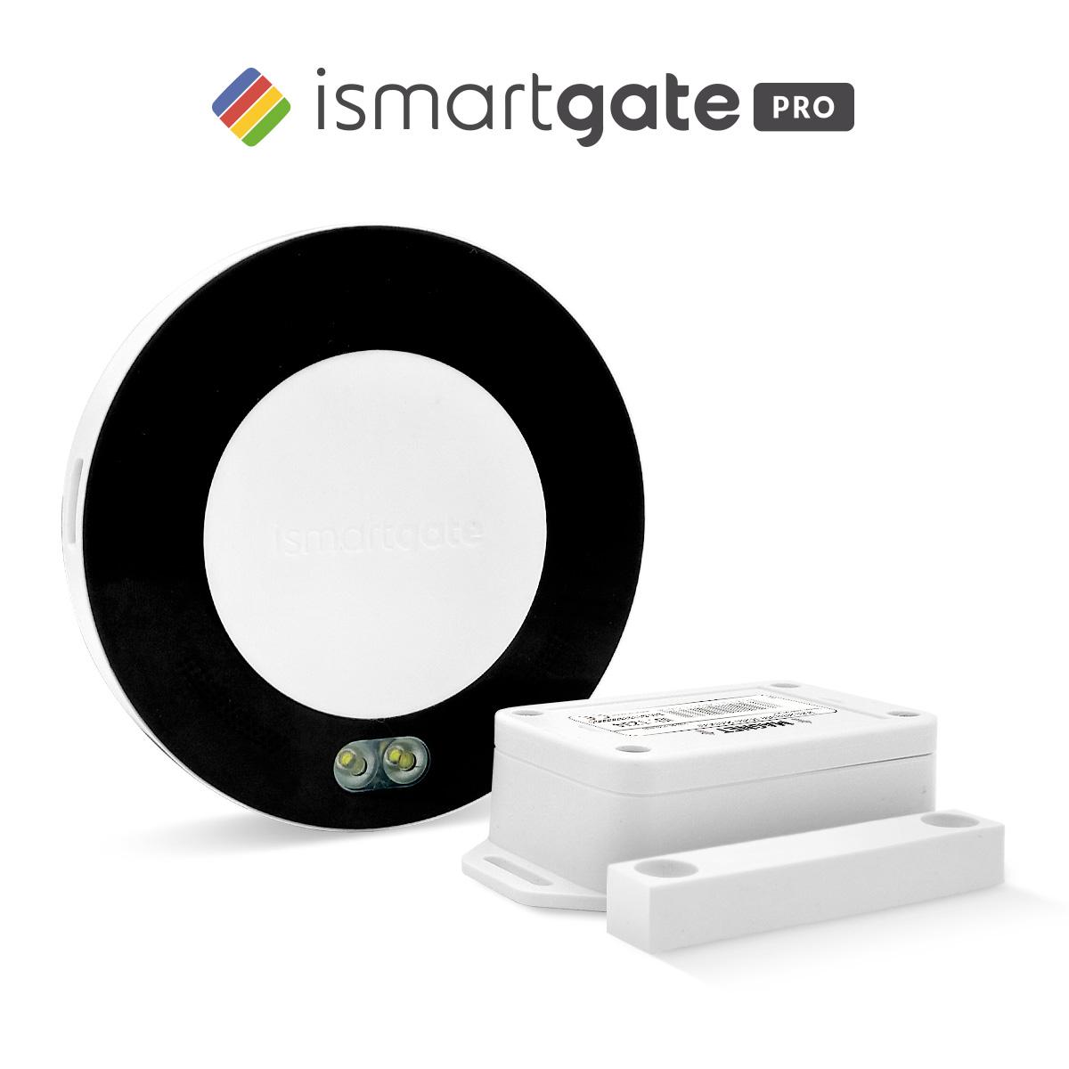 ismartgate PRO Hoftor-Set