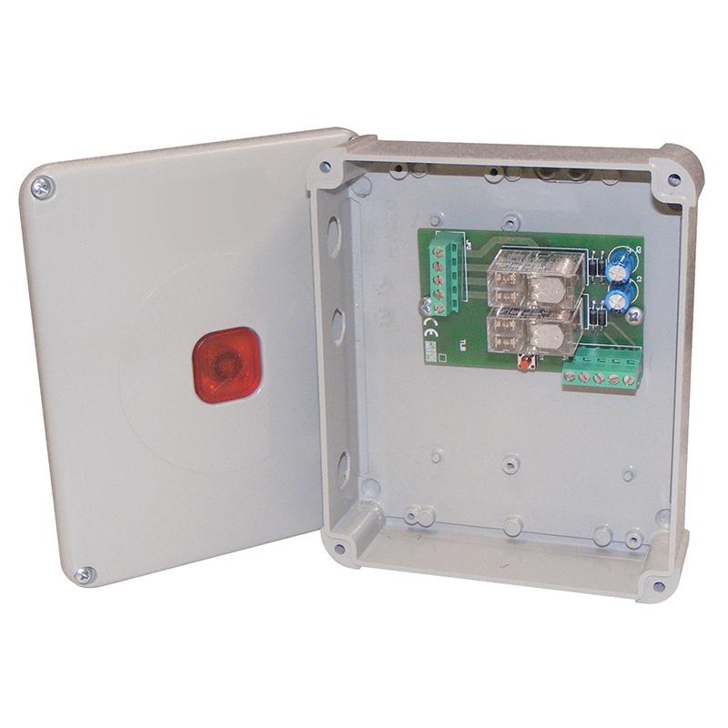 BFT Ampelsteuerungskarte im Gehäuse