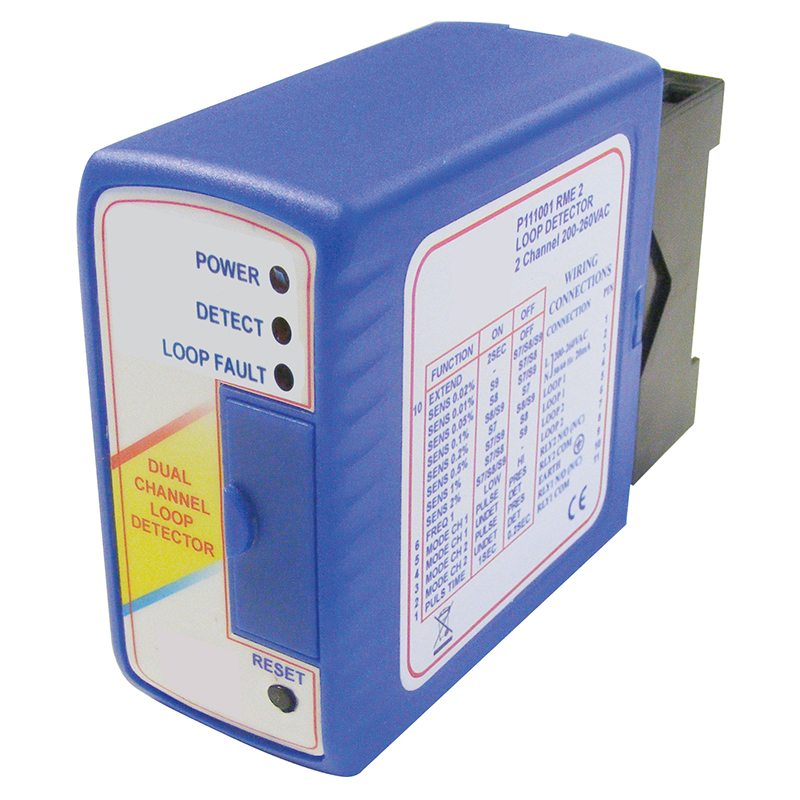 BFT Auswerteinheit für Induktionsschleife 1 Kanal 230V