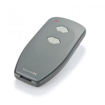 Marantec Digital 382 Mini-Handsender, 2-Kanal, 433 MHz