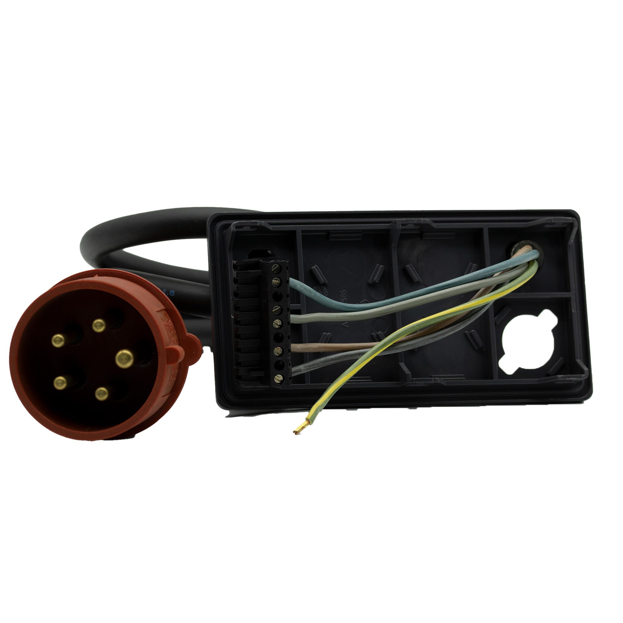 Hörmann Netzanschlussleitung mit Flansch 400V