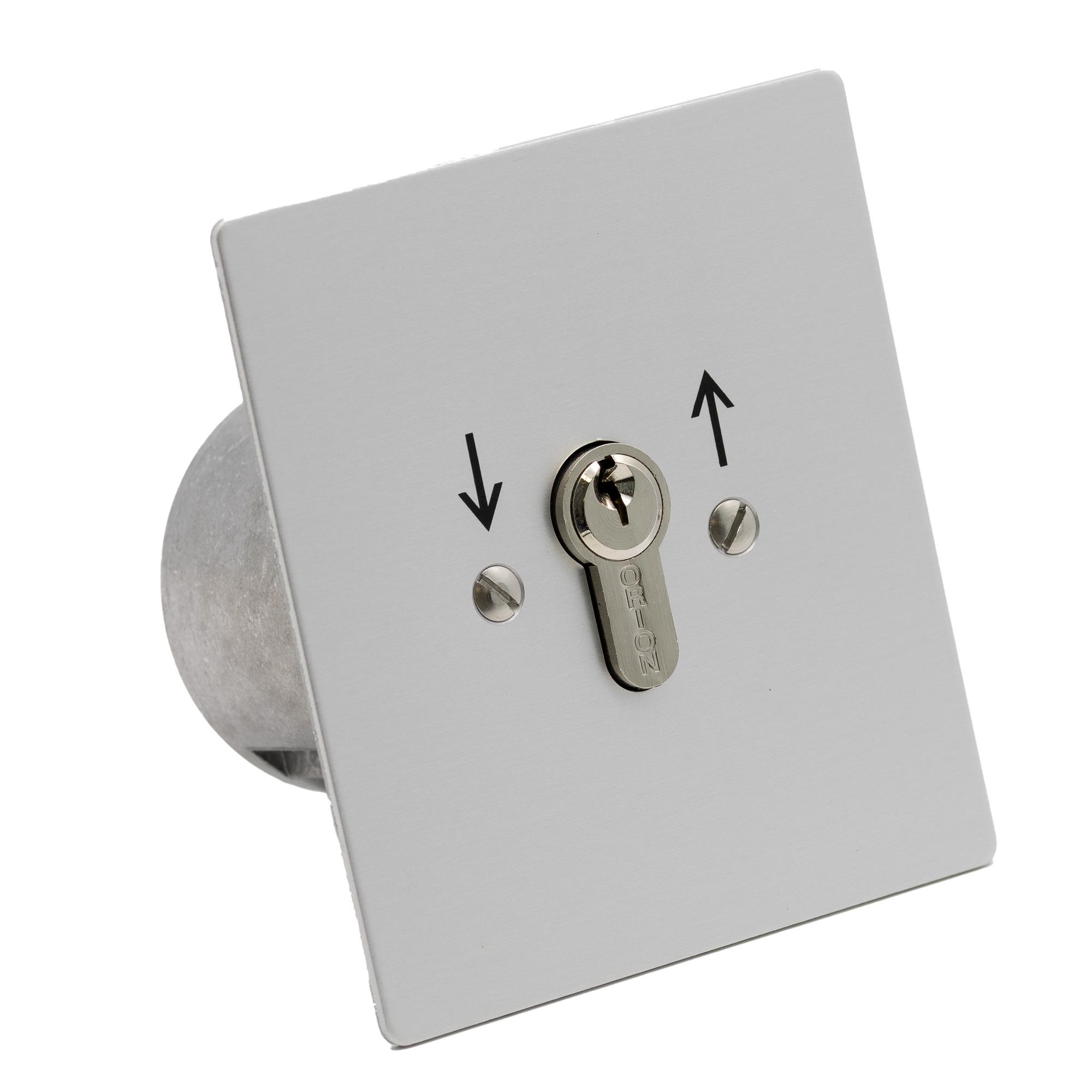 BFT Unterputz-Schlüsselschalter