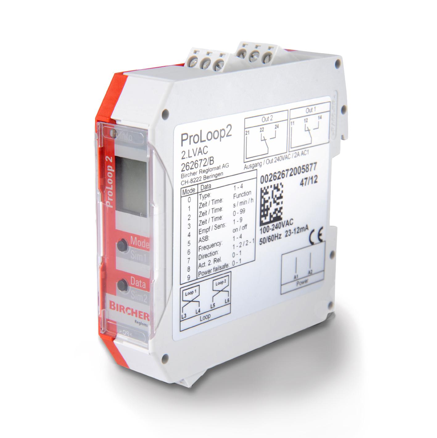 Marantec Control 403 Schleifendetektor