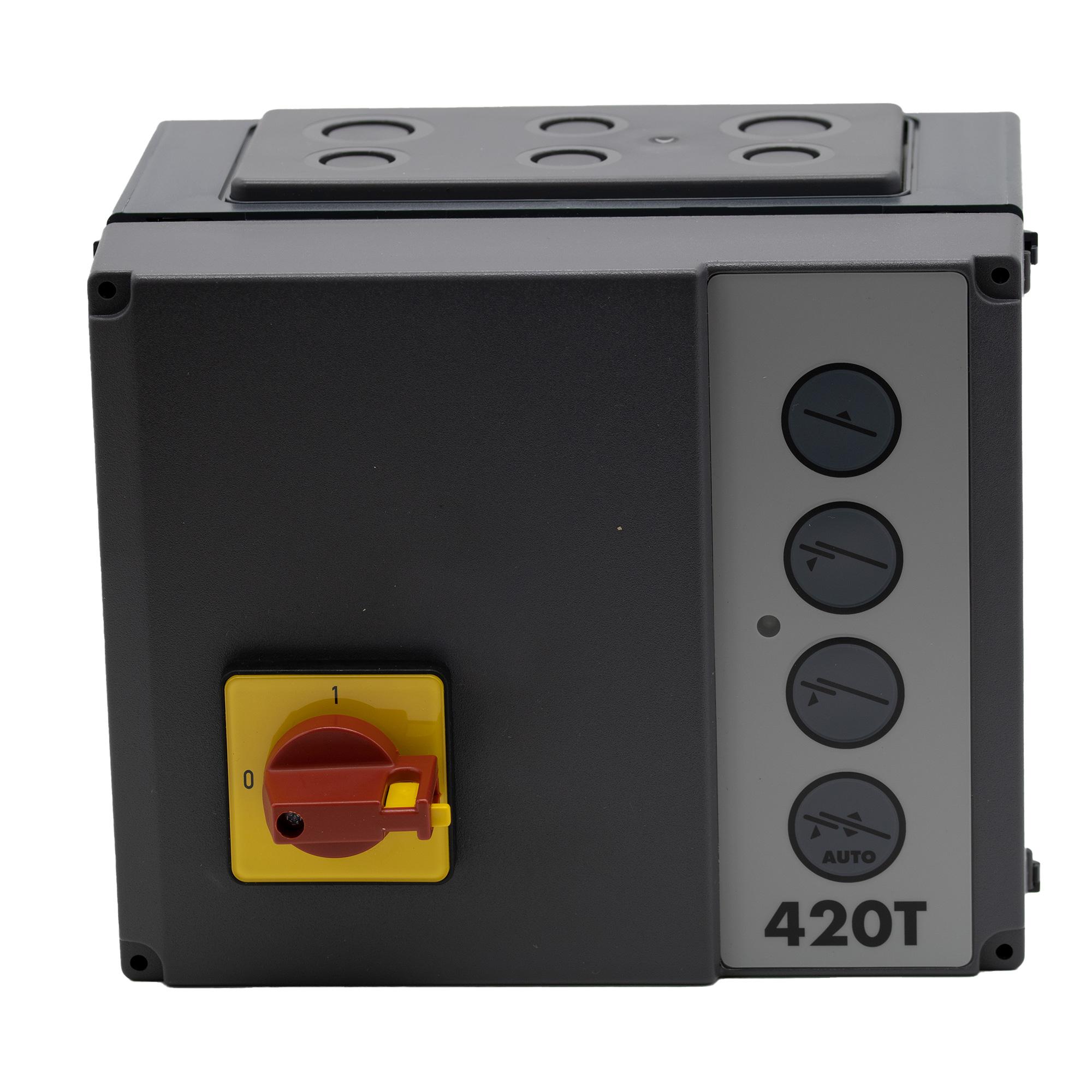 Hörmann Steuerung 420 T energiesparend mit Hauptschalter