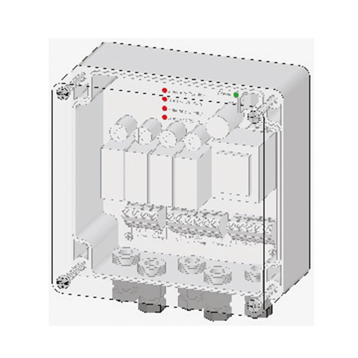 BFT Induktive Stromübertragung für Sicherheitsleisten